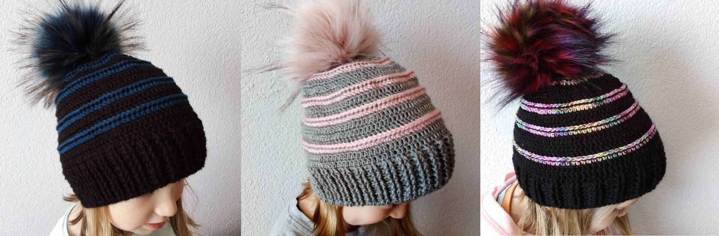 Čepička z příze Gazzal Baby Wool