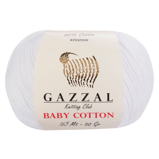 Gazzal Baby Cotton 3432