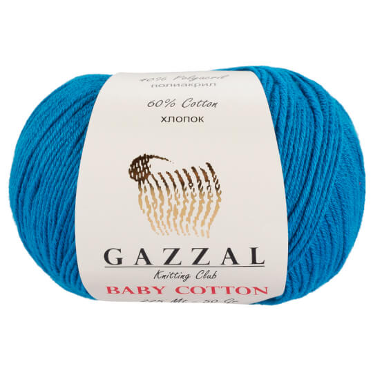 Gazzal Baby Cotton 3428