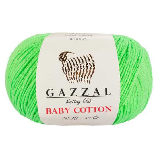 Gazzal Baby Cotton 3427