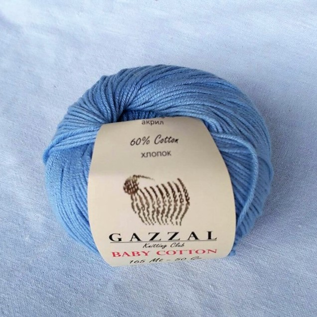 Gazzal Baby Cotton 3423