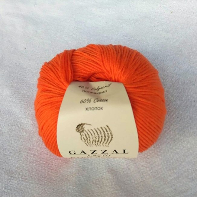 Gazzal Baby Cotton 3419