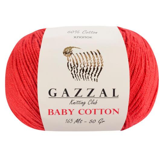Gazzal Baby Cotton 3418