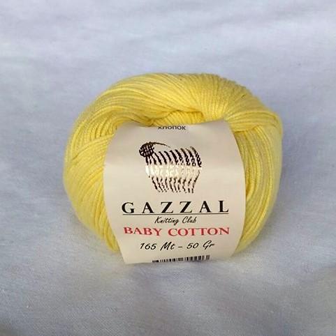 Gazzal Baby Cotton 3413