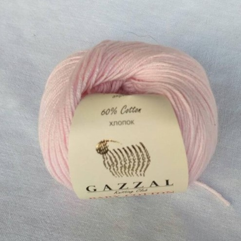 Gazzal Baby Cotton 3411