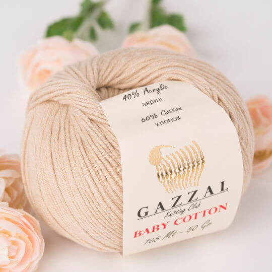 Gazzal Baby Cotton 3446