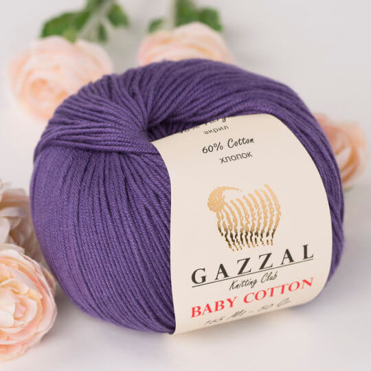 Gazzal Baby Cotton 3440