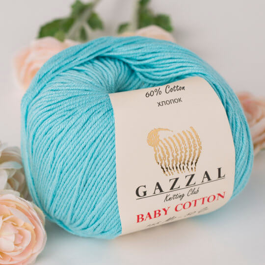 Gazzal Baby Cotton 3451