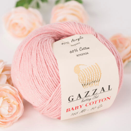 Gazzal Baby Cotton 3444