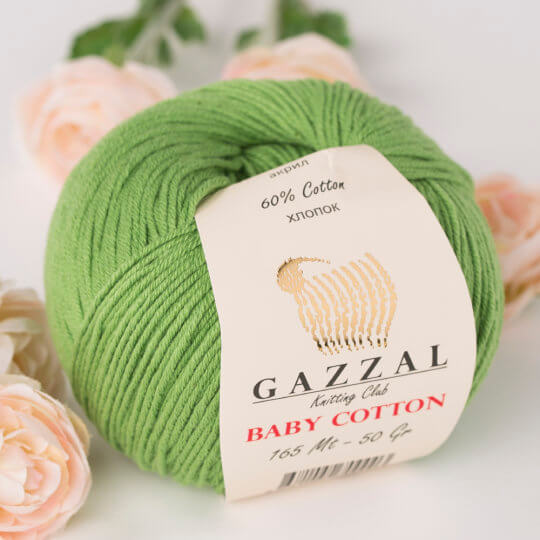 Gazzal Baby Cotton 3448