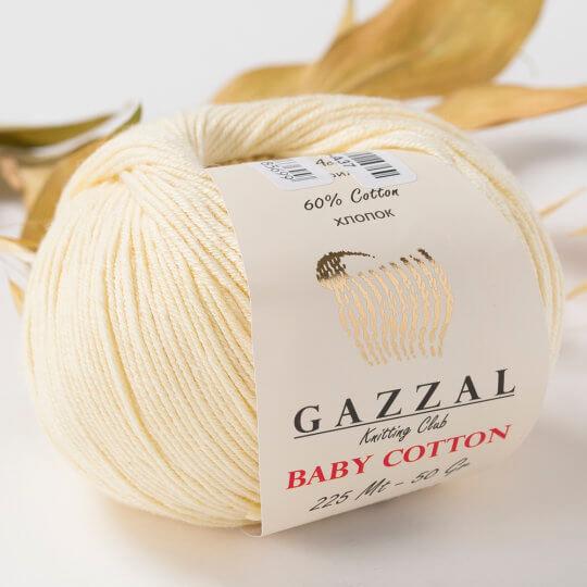 Gazzal Baby Cotton 3437
