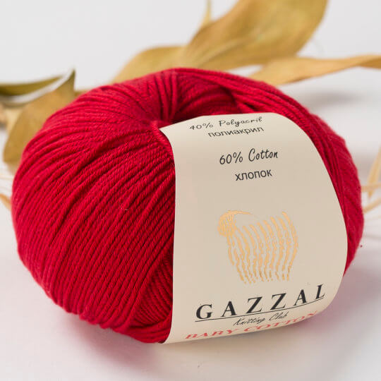 Gazzal Baby Cotton 3439