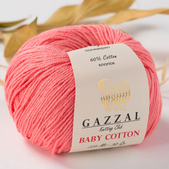 Gazzal Baby Cotton 3435