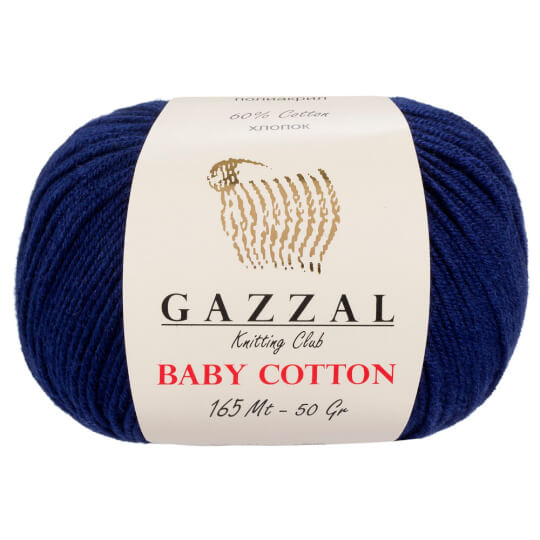 Gazzal Baby Cotton 3438