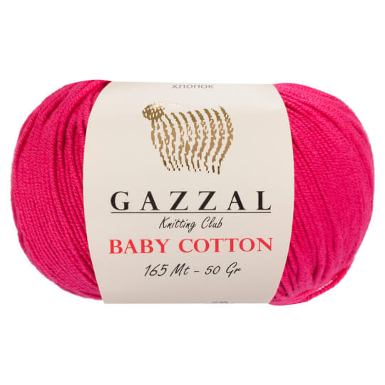 Gazzal Baby Cotton 3415