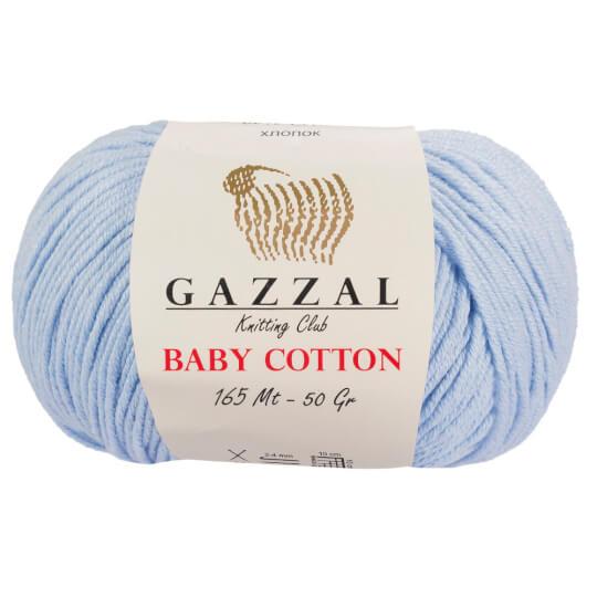 Gazzal Baby Cotton 3429
