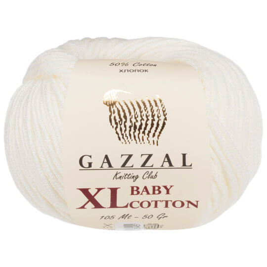 Gazzal Baby Cotton XL 3410