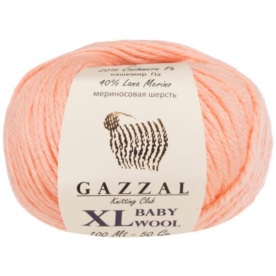Gazzal Baby Wool XL 834