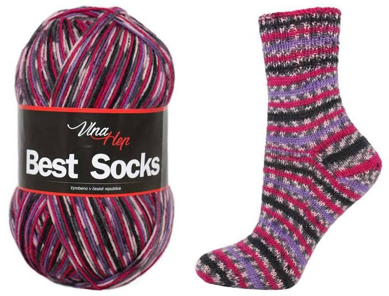 Vlna Hep Best Socks 10046