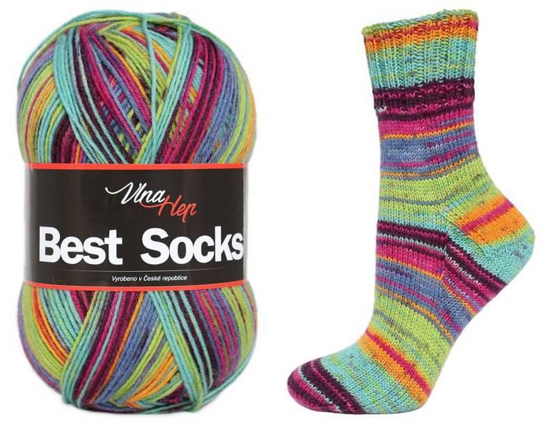 Vlna Hep Best Socks 10419