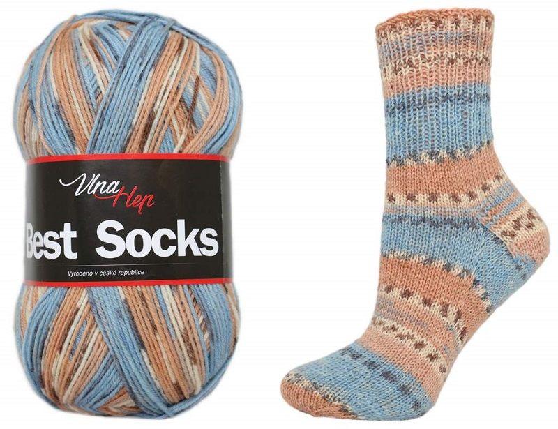 Vlna Hep Best Socks 10128