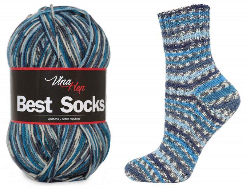 Vlna Hep Best Socks 10025