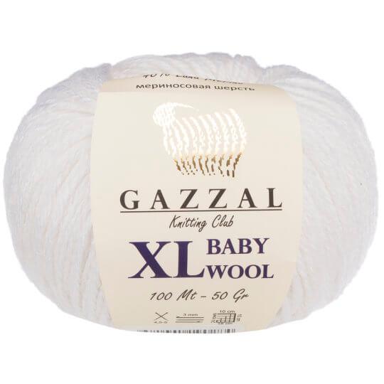 Gazzal Baby Wool XL 801