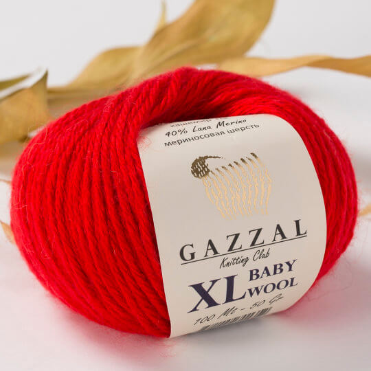 Gazzal Baby Wool XL 811