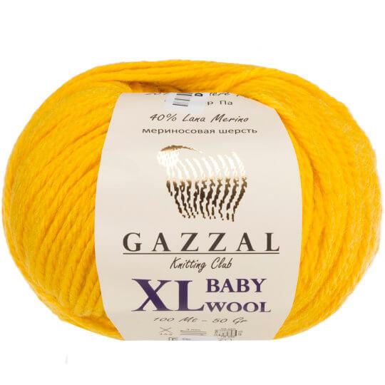 Gazzal Baby Wool XL 812