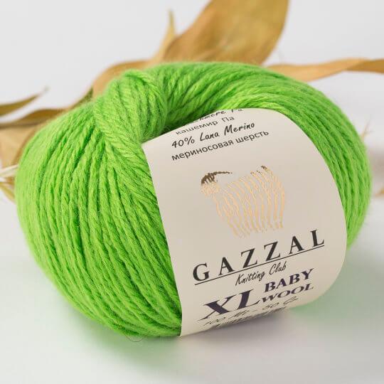 Gazzal Baby Wool XL 821