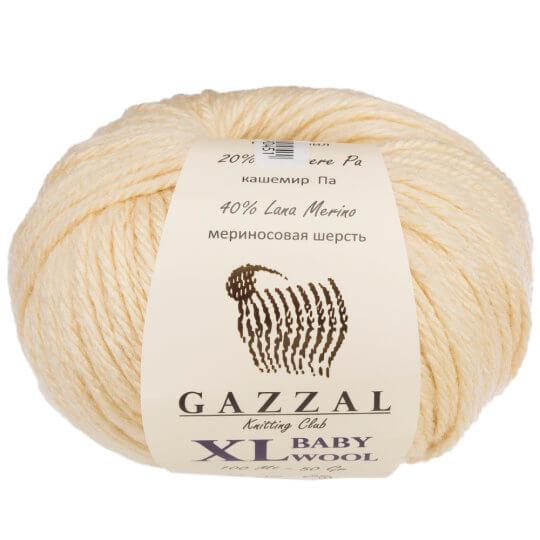 Gazzal Baby Wool XL 829