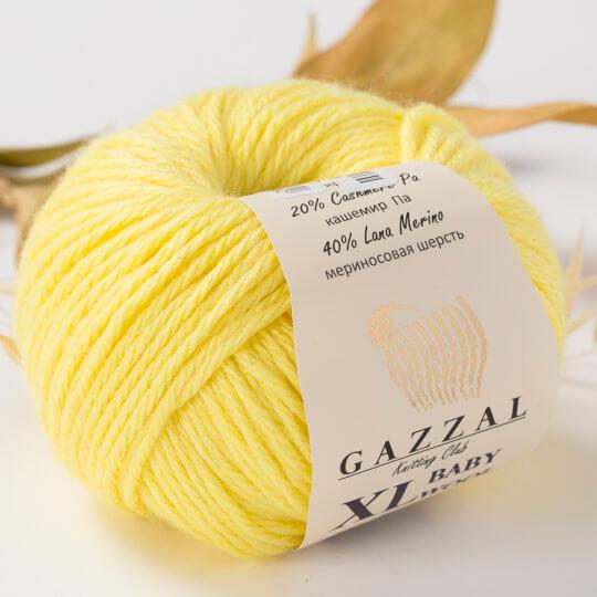 Gazzal Baby Wool XL 833