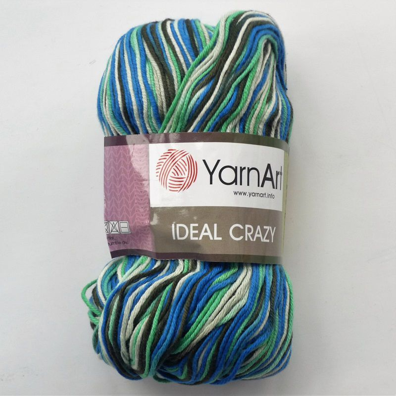 Příze YarnArt Ideal Crazy 3203