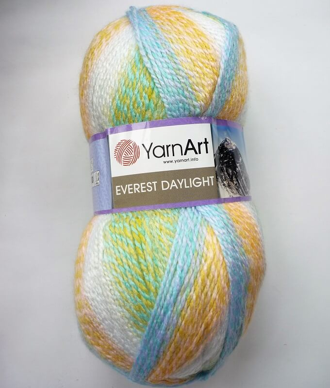 Příze YarnArt Everest Daylight 6034