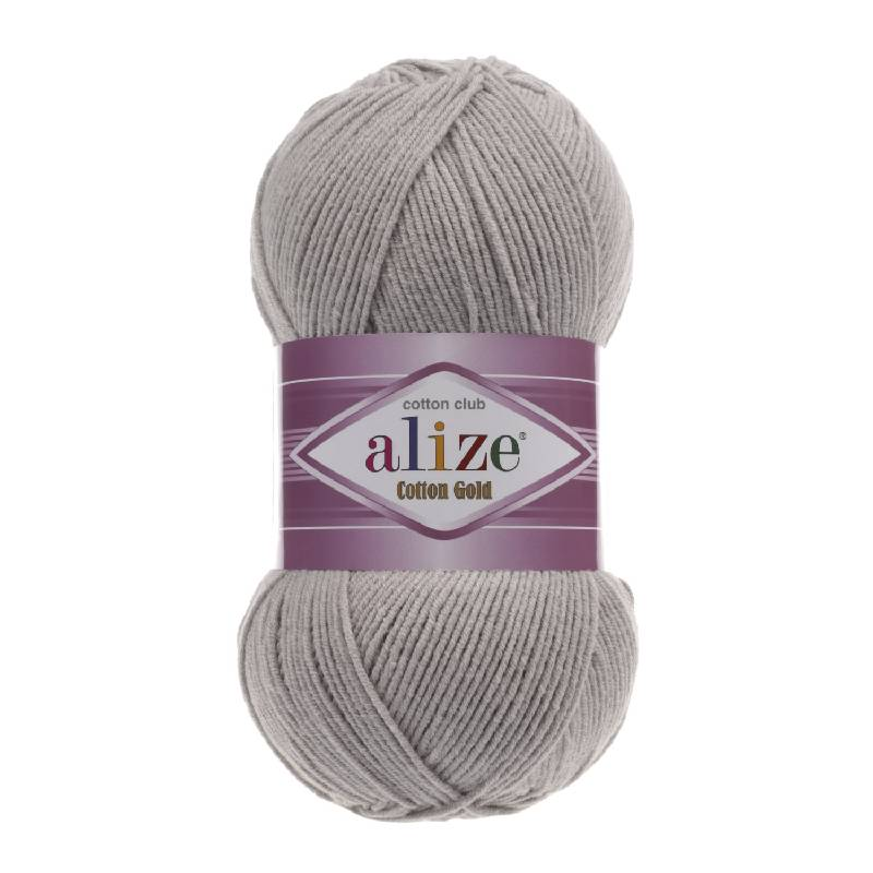 Příze Alize Cotton Gold 200