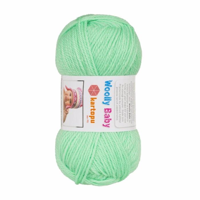 Kartopu Woolly Baby 437