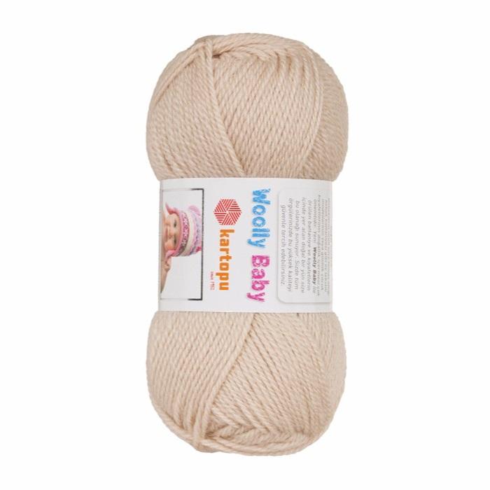Kartopu Woolly Baby 855