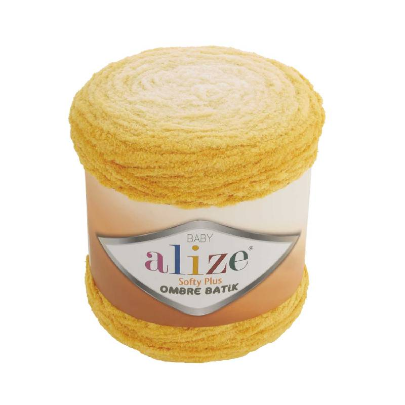 Příze Alize Softy Plus Ombre Batik 7285