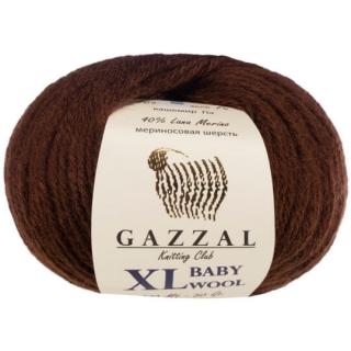 b7eb7c4d331 Příze Gazzal Baby Wool XL 807 empty