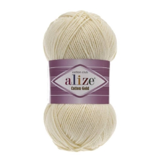 Příze Alize Cotton Gold 001