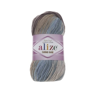 Příze Alize Cotton Gold Batik 4148