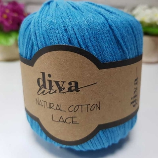 Příze Diva Natural Cotton Lace 2122