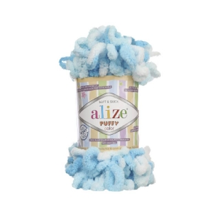 Příze Alize Puffy Color 5924