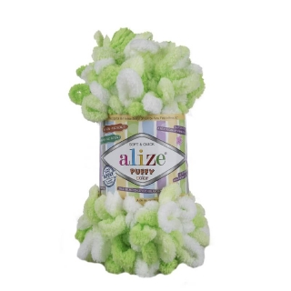 Příze Alize Puffy Color 5937